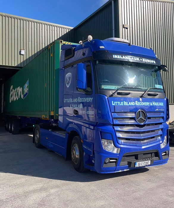 About Little Island Recovery and Haulage