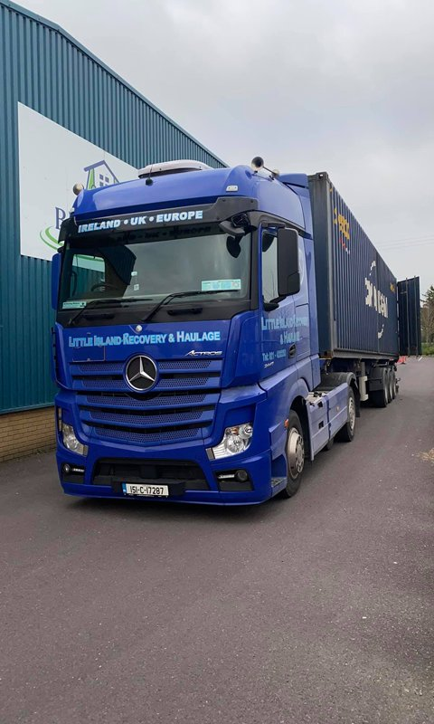 Haulage and Transport Services Cork