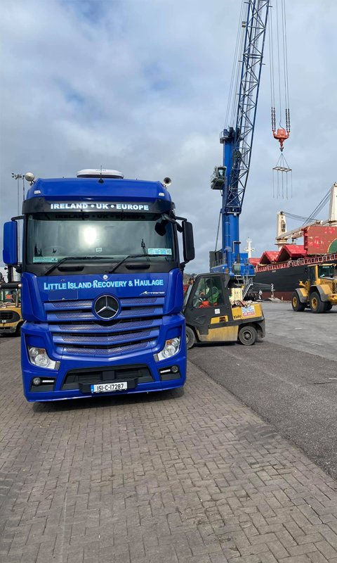 Little Island Recovery and Haulage Services