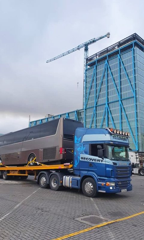 Recovery and Haulage Services in Cork